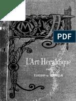 L'Art Héraldique (GL de Genouillac)
