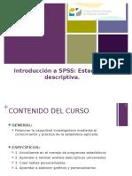 Introducción SPSS