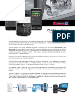 Technoimport - Datalarma Brochure