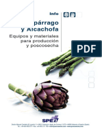 La Alcachofa Su Cultivo y Produccion