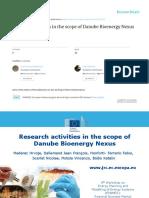 Belgrade-JRC- Danube Bioenergy Nexus, Rev 1