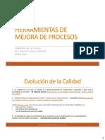 Herramientas de La Mejora de Procesos (1)
