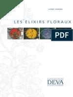 Les Elixirs Floraux - Livret Conseil DEVA