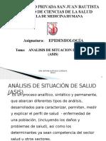 6 Clase Analisis de Situacion de Salud(Asis) 2016-II
