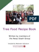 Tree Food Recipe Book Jan2013