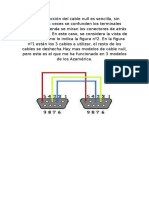 La Construcción Del Cable Null Es Sencilla