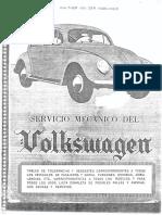 [VOLKSWAGEN] Manual de Taller Volkswagen Escarabajo 1963