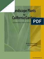 Landscape Plants CG Sections 1-3