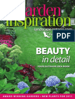 Garden Inspiration 2011