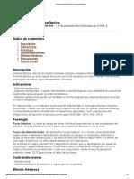 Medicamento Insulina Humana_Isofánica 2015
