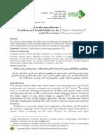 Kurdish Studies 4 2 Special Issue Yezidi