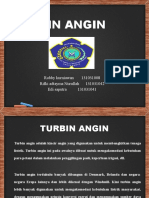 Presentation Turbin Angin