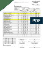 New Grade Sheet IOM 2016
