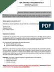 Funciones y procedimientos en c#