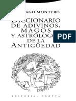 Diccionario de adivinos-magos y astrólogos de la Antigüedad..pdf
