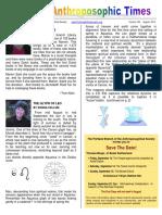 August 2013 Portland Branch Newsletter