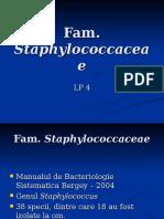 Fam Staphylococcaceae Lumi