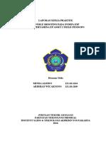 Laporan Kerja Praktek Mitra_Ardhian