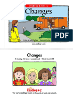 changes retell book-level j
