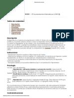Medicamento Losartan 2015
