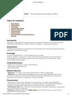 Medicamento Magaldrato 2015