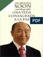 EL CIUDADANO GLOBAL QUE AMA LA PAZ - Reverendo Dr. Sun Myung Moon.