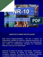 Aula - NR 10.ppt