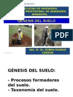 Genesis Del Suelo