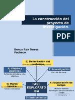 Construcción Del Proyecto de Investigación