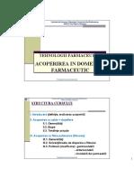 9. Acoperirea in Domeniul Farmaceutic - 2 Slides