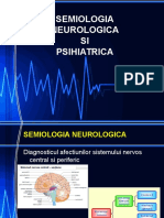 Semiologia Neurologica Si Psihiatrica