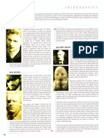 Part 15 Extras Biographies