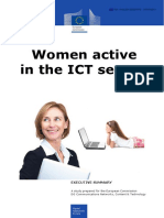 Women Active in the ICT Sector