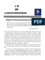 States of Consciousness Introduction