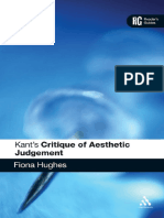 Fiona Hughes-Kant's 'Critique of Aesthetic Judgement'_ A Reader's Guide  -Continuum (2010).pdf
