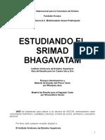 Estudiando El Srimad Bhagavatam