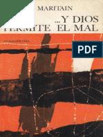 MARITAIN, J., Y Dios permite el mal, Guadarrama, sf.pdf