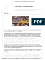 Colombia, Nuevo Destino Favorito de Las Inversiones Chilenas - Www.legiscomex