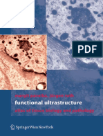 Functional Ultrastructure an Atlas of Tissue Biology and Pathology