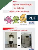 14 -Desinfecção e Esterilização de Artigos Médico-hospitalares