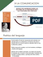 Poética y Comunicación (Conceptos Claves)