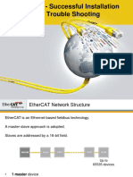 03 EtherCAT Installation Troubleshooting 1609