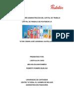 CAPITAL DE TRABAJO POSTOBON LISE.doc