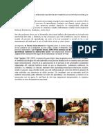Cómo Repercute El Nivel de Maduración Emocional de Los Estudiantes en Sus Relaciones Sociales y en Su Proceso de Aprendizaje