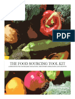 GFN Tool Kit - Food Sourcing