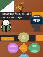 Introduccion Al Estudio Del Aprendizaje