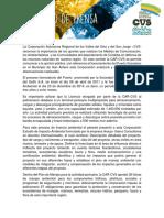 Comunicado de Prensa Puerto Graneles