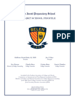 Belen Jesuit 2016-2017 School Profile