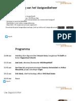 Presentatie Dag Vh Vastgoedbeheer 8nov16 - Nasturen
