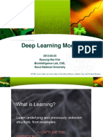 Deep Learning Models